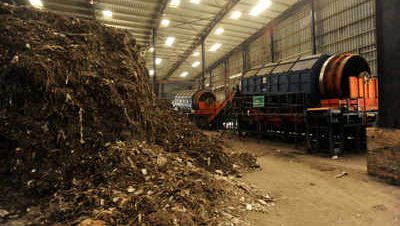 75% of garbage not processed in India