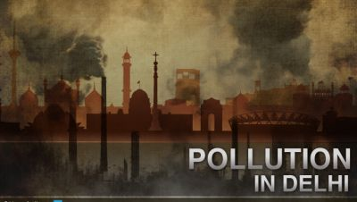 Pollution in Delhi: How Can It Be Controlled?